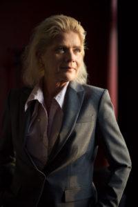 Ghita Bergdahl, CFO på Bilprovningen