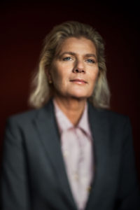 Ghita Bergdahl, CFO på Bilprovningen.