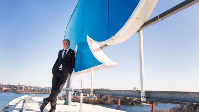 Björn Sjögerås, CFO på Capgemini