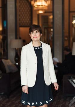 Pia-Lena Olofsson, CFO på Collector