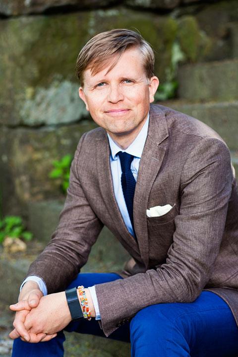 David Stjärnholm