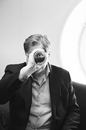Thomas Jönsson, CFO på Bonnier Tidskrifter