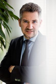 Jan Johansson, CFO på Apoteksbolaget AB